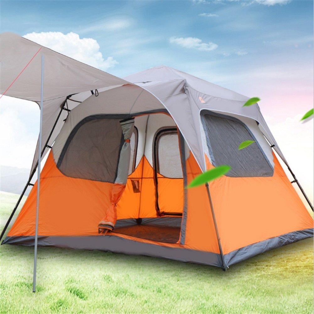 QAR Zelt Im Freien Automatische 3-4-6 Personen 5-8 Doppel-Familie Camping Camping Zelt Set Zelt