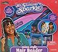 Cra-Z-Art Shimmer N Sparkle Super Hair Beader