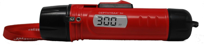HawkEye DT1H Handheld Depth Finder with Temperature