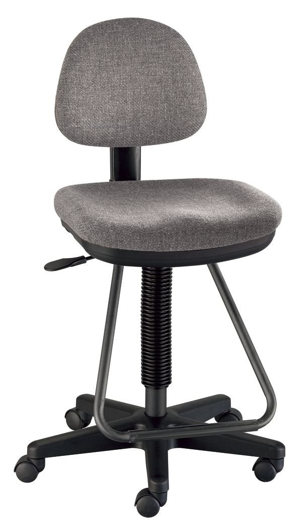 Draft Chair-''Viceroy'' MED Gray