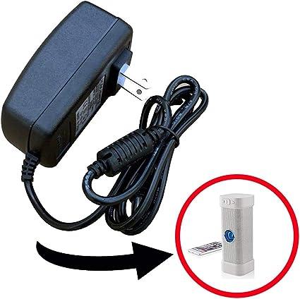 AC Adapter For Brookstone Big Blue Unplugged Bluetooth Indoor-outdoor Speaker