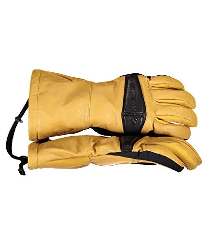 Obermeyer Mens Eclipse Leather Glove /& E-Tip Glove Bundle