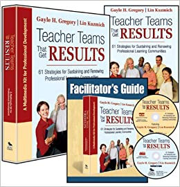 Book Teacher Teams That Get Results (Multimedia Kit): A Multimedia Kit for Professional Development