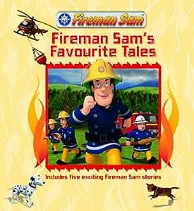 Amazon Com Fireman Sam S Favourite Tales Story