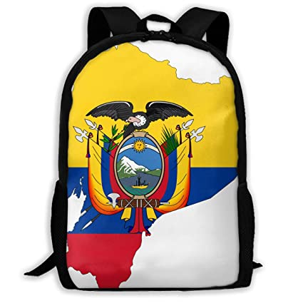 9091cb02a2fb Casual Backpack Flag Map of Delaware 3D Printing School Bags for ...
