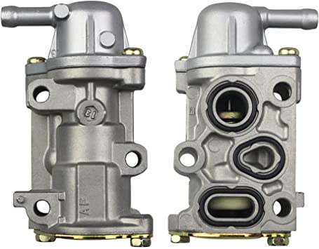 FOR Honda Idle Air Control Bypass Valve Assy FITV Accord CRV Prelude Install Kit
