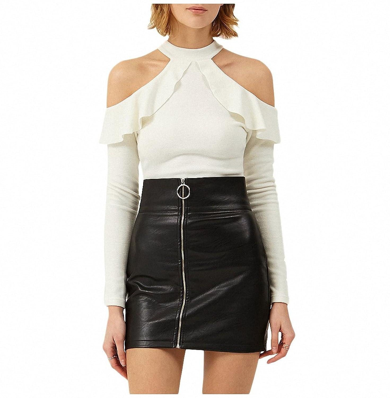 7e52fc0f359b Leather Look Skirt Sale – DACC