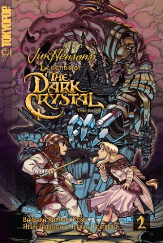 - Legends of the Dark Crystal Volume 2: Trial by Fire (Jim Henson's Legends of the Dark Crystal)