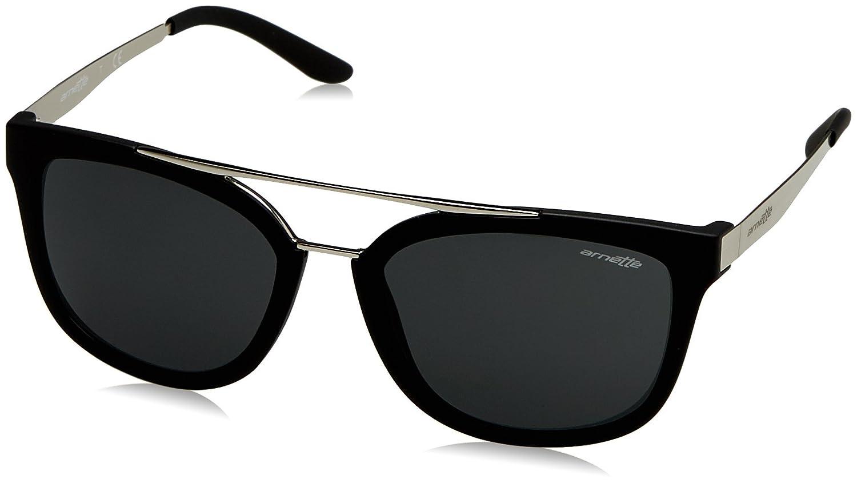 Arnette Juncture Gafas de sol, Matte Black, 56 para Hombre