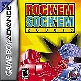 Rockem Sockem Robots - Game Boy Advance