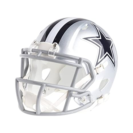 616d7e01 Amazon.com : Riddell Dallas Cowboys NFL Replica Speed Mini Football ...