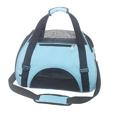 Bolsa para mascotas Bolsa para gatos Mochila para gatos Bolsa para llevar del gato para perros