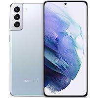 Samsung Galaxy S21+ Plus 5G   Factory Unlocked Android Cell Phone   US Version 5G Smartphone   Pro-Grade Camera, 8K…