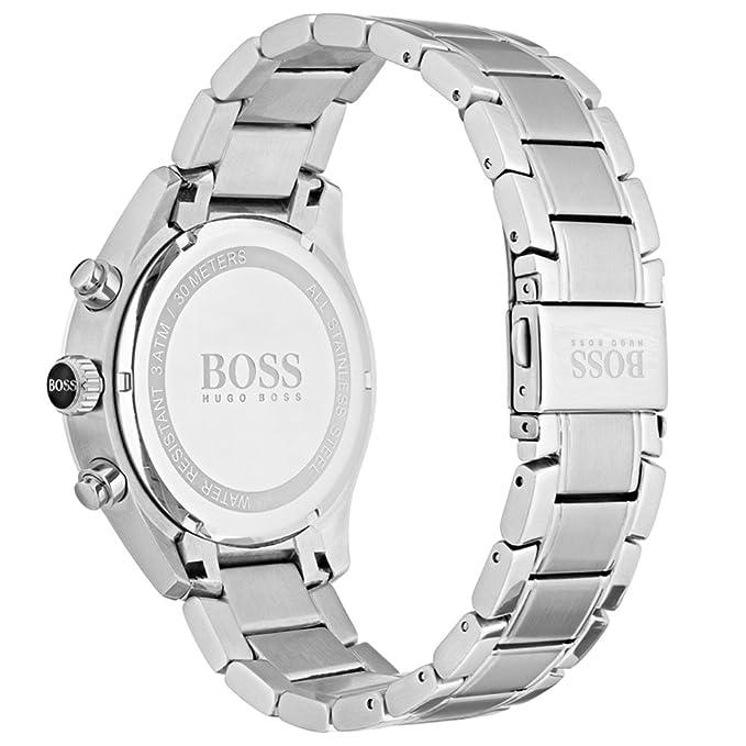 Hugo Boss 1513477 - Orologio da uomo  Hugo Boss  Amazon.it  Orologi e43b0a0886e