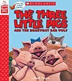 img - for The Three Little Pigs and the Somewhat Bad Wolf (A StoryPlay Book) book / textbook / text book