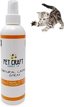 Amazon Com Pet Pet Craft Supply Premium Potent Catnip Spray Usa