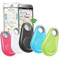Paquete de 5 inteligente GPS Rastreador tecla de alarma del localizador del buscador perdida anti sin hilos dispositivo…