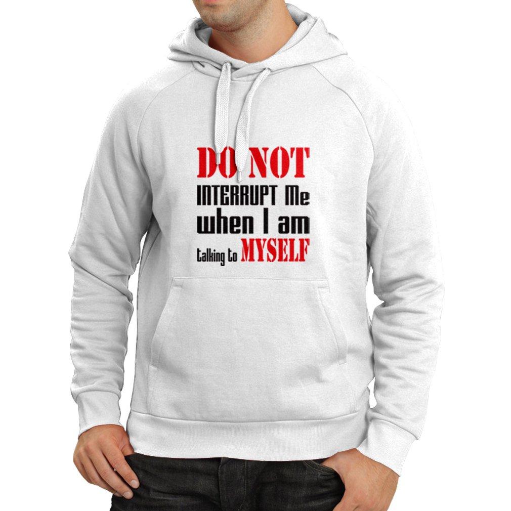 N4289H Hoodie Do not Interrupt
