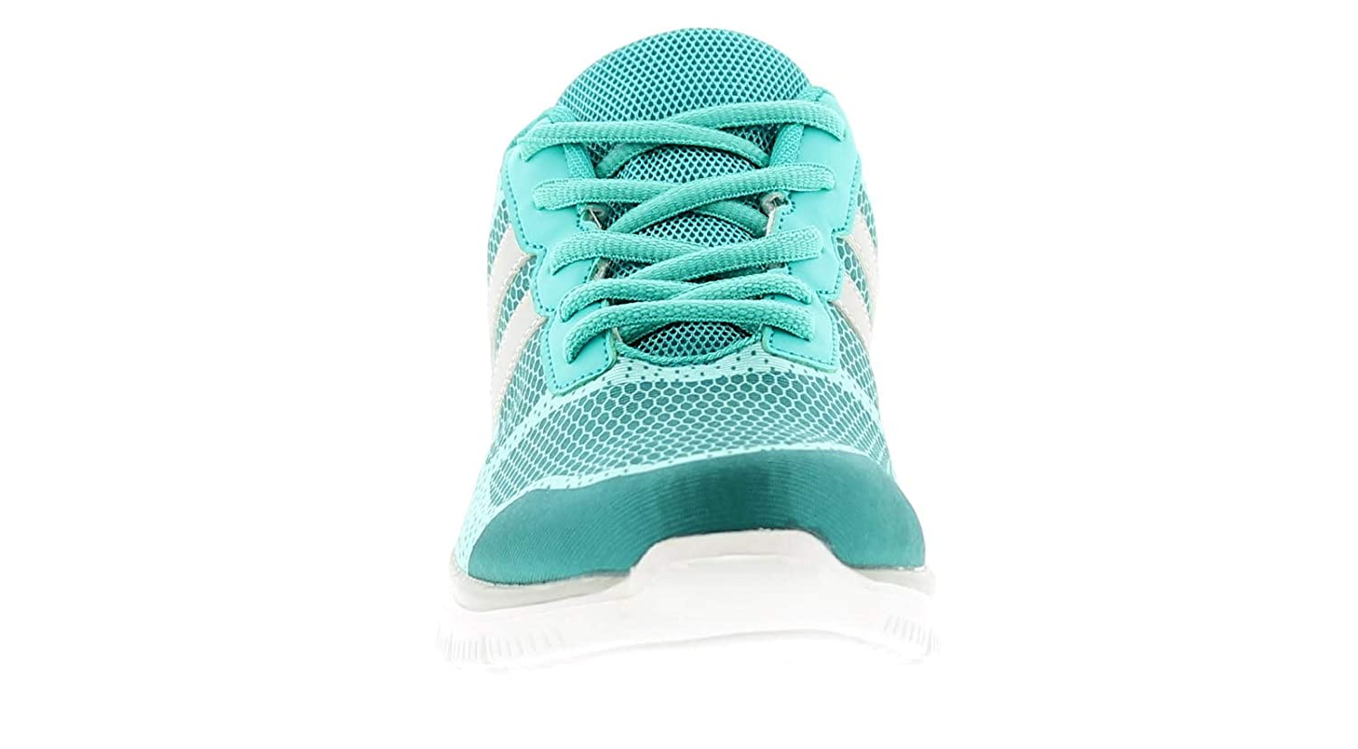 2952b71d Heavenley Feet Jasmine Womens Ladies Trainers - Blue - UK Sizes 3-8: Amazon. co.uk: Shoes & Bags