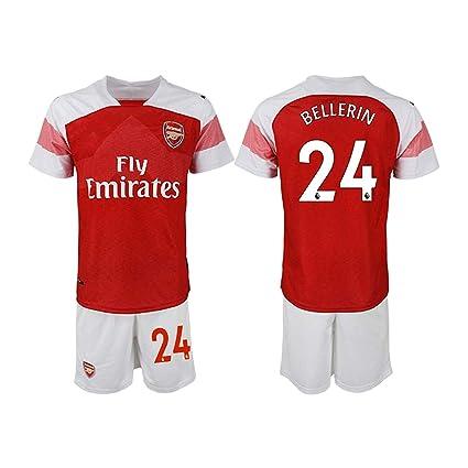 the latest db06e d4c1d Amazon.com : COCOBE Viscustom The New Arsenal Bellerin Men's ...