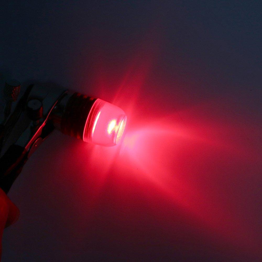 Juego de 2 bombillas LED para frenado de coche iTimo 3 W, COB, 1157, BAY15D, P21//5 W, DC, 12 V, 3 SMD, 5630