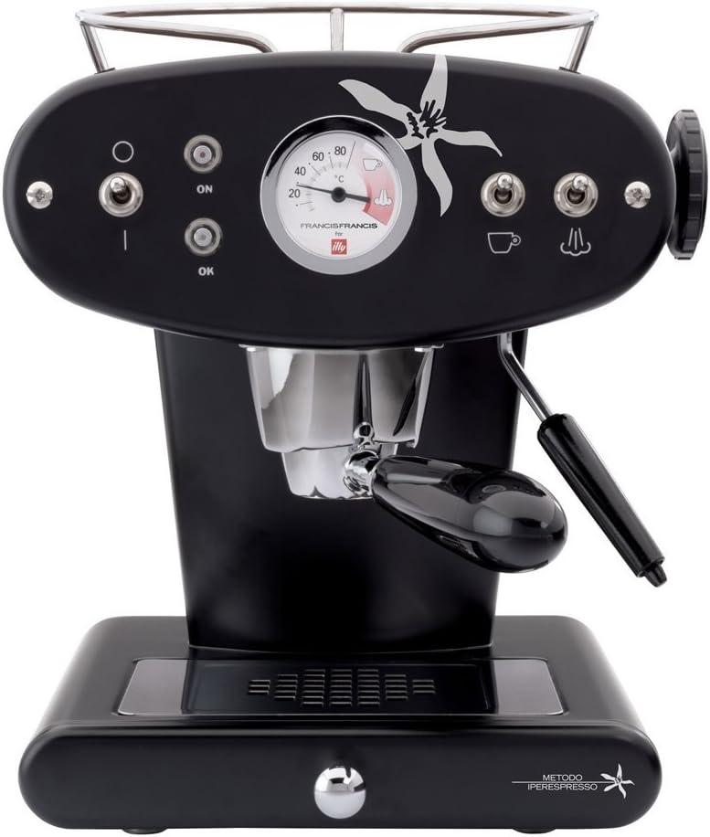FrancisFrancis X1 MIE - Cafetera de espresso, color plateado ...