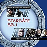 Stargate SG-1 (Original Television Soundtrack)