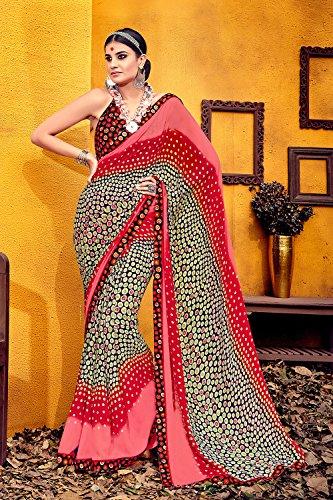 Progettista Donne Designer 9 Traditional Da Facioun Wedding Per Nozze Indian Partito 9 Indiani For Party Sari Women Di Pink Sari Rosa Sarees Le Da Facioun Wear Tradizionale Sari Indossare x1YATwqT