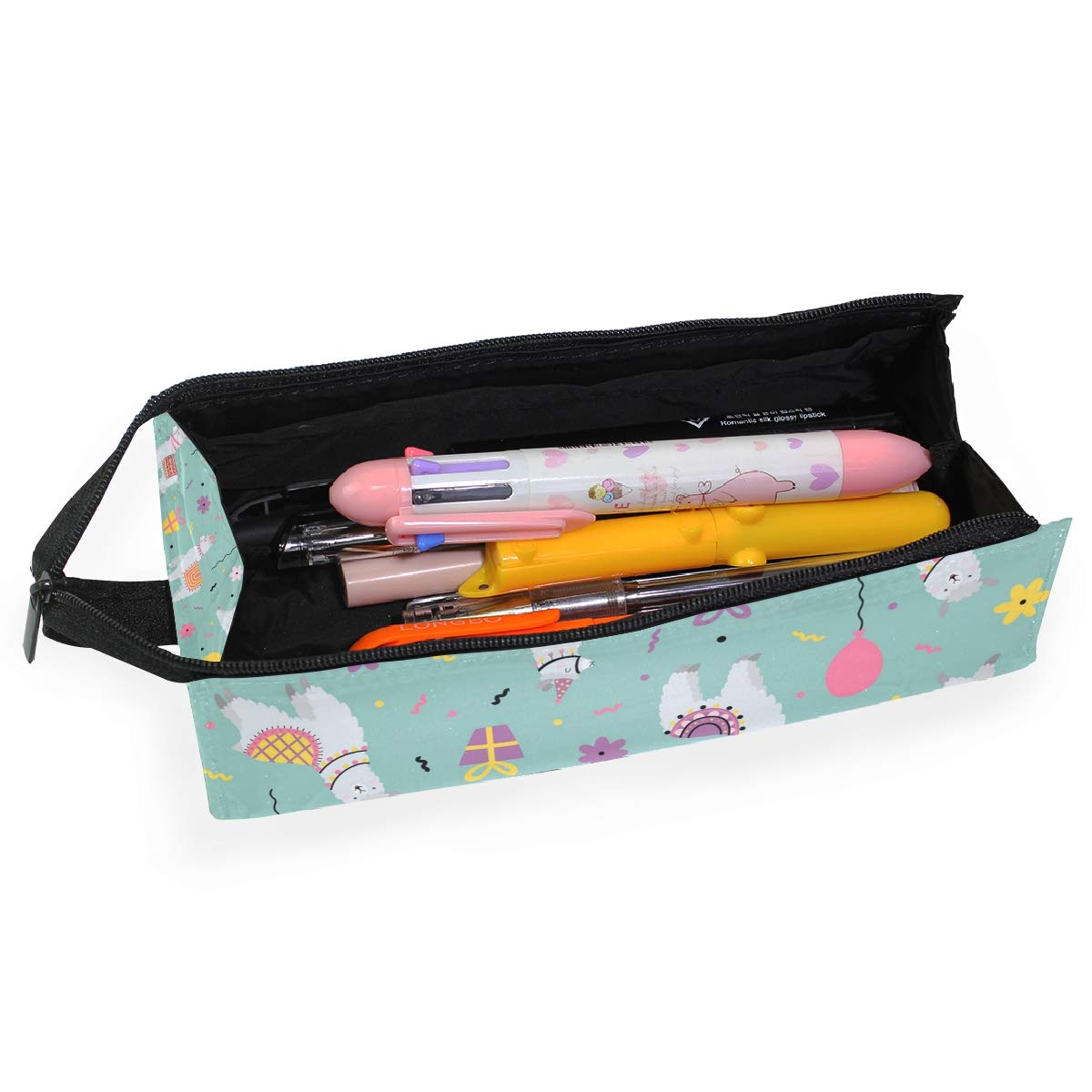 My Little Nest Eyeglass Sunglasses Holder Pouch Bag Cactus Multi Function Zipper Pen Case Pencil Bag Organizer