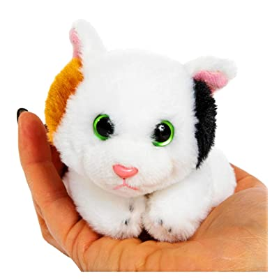 Russ Petooties Pets Calico Cat: Toys & Games [5Bkhe1105412]