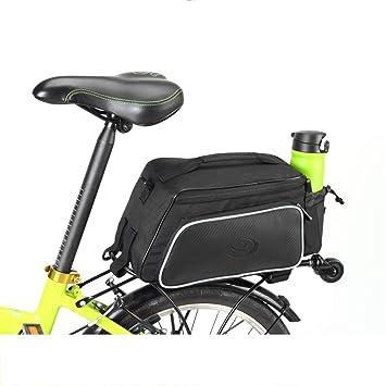 O-center Bolsa para Bici diseñada para el portaequipajes ...