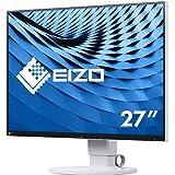 EIZO 艺卓 FlexScan 27英寸极窄边框 白色 27.0インチ