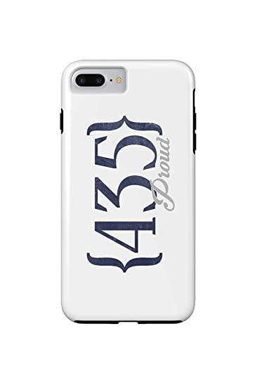Amazoncom Park City Utah Area Code Blue IPhone Plus - 435 area code