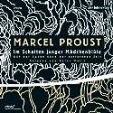 Im Schatten junger Mädchenblüte (Auf der Suche nach der verlorenen Zeit 2) Audiobook by Marcel Proust Narrated by Peter Matic