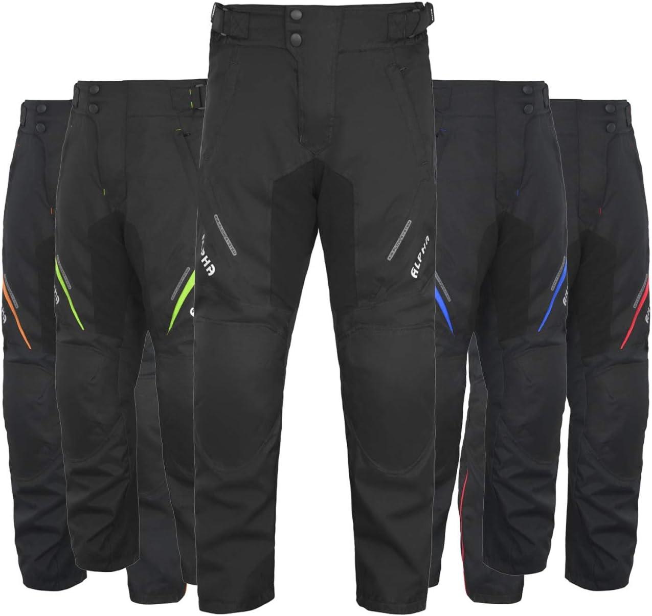 Waist42-44 Inseam32 HWK Motorcycle Pants Cargo Pants Work Pants For Men Adventure Hi-Vis All-Purpose