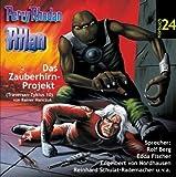 Perry Rhodan 24 Atlan - Das Zauberhirn-Projekt