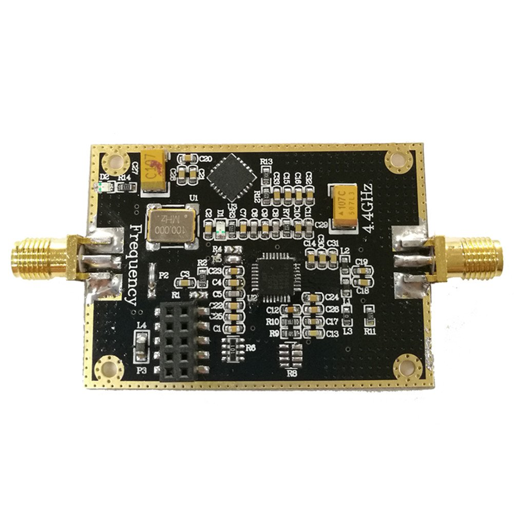 1 pc ADF4351 RF Signal Source 35M-4.4G Signal Source PLL Supports Swept Frequency Hopping Taida