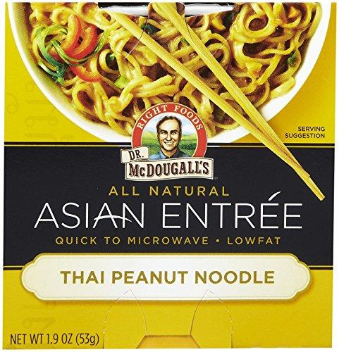 Dr. McDougall's Asian Entree, Roasted Peanut Noodle, 1.9 Ounces