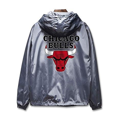 Chicago Bulls Michael Jordan Baloncesto Deportes Chaqueta ...