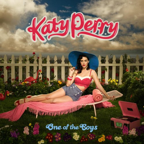 One of the Boys (2008) (Album) by Katy Perry