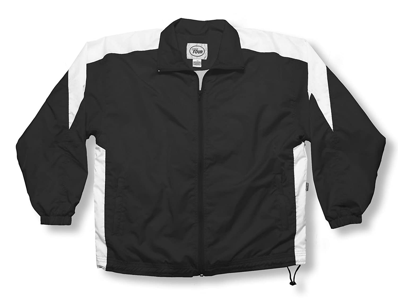 Code Four Athletics Titan soccer warm-up jacket