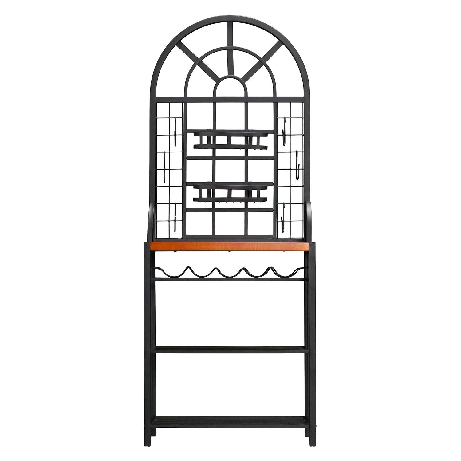 Dome Bakers Rack by Southern Enterprises (Image #4)