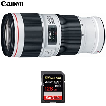 Review Canon (2309C002) EF 70-200mm