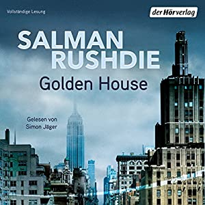 Golden House Hörbuch