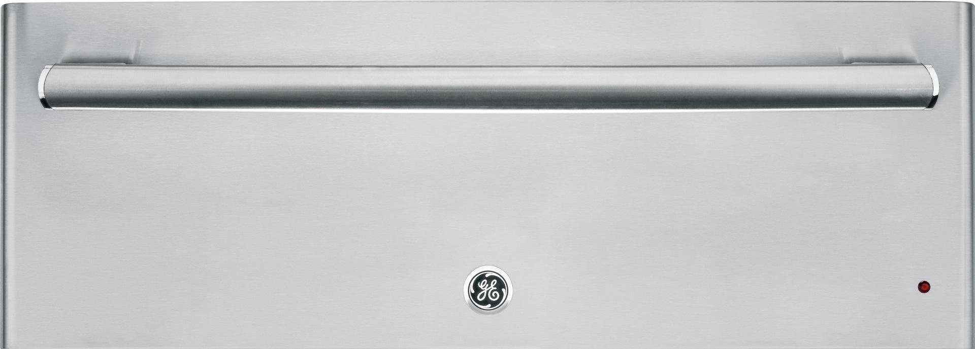 GE PJ7000SFSS Electric Warming Drawer