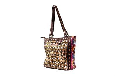 Jaipur Textile Hub Cotton Shoulder Bag For Women (Multicolor ... 8abc367d90c7a