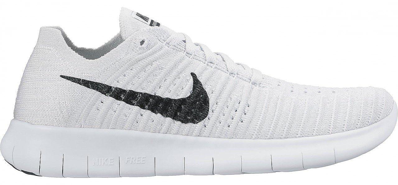 half off f98ca a826d Amazon.com   Nike Womens Free Rn Flyknit Running Shoe (11 B(M) US)   Road  Running