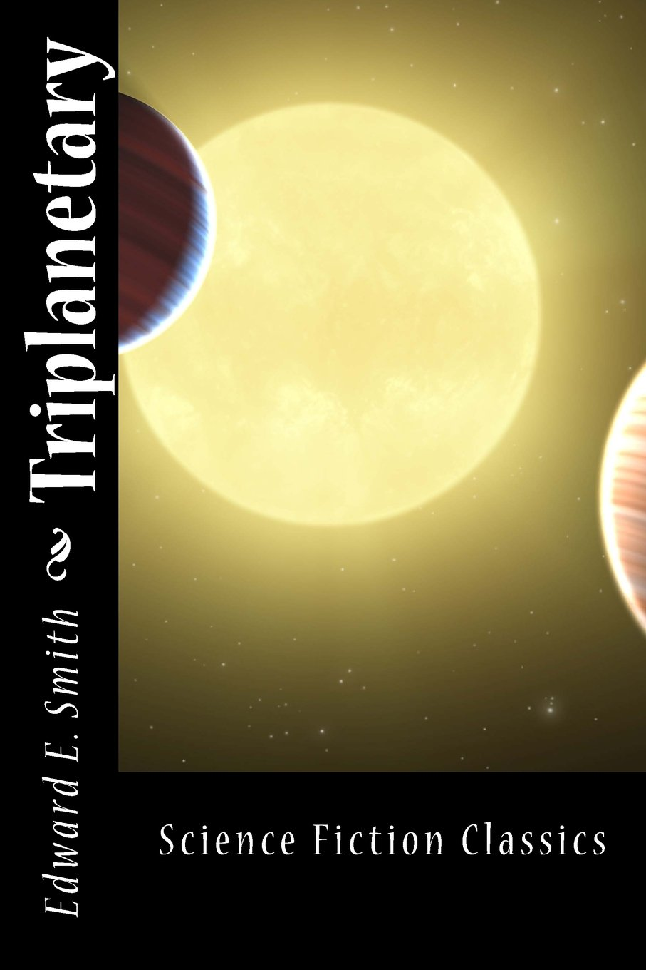 Read Online Triplanetary ebook
