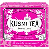 Kusmi Tea - Sweet Love - Boîte 20 sachets