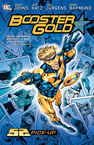 Booster Gold: 52 Pick-Up Jeff Gold Graphics